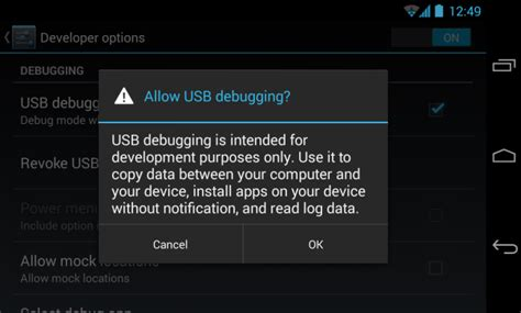 how to enable usb debugging on android from computer 8 things you can do in android s developer options