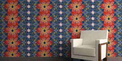 Flowers Wallpapers Fabrics Read Zoom