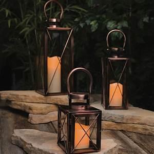 Lanterne Pour Bougie : bougies d 39 ext rieur et lanternes pour fignoler le jardin et la terrasse ~ Preciouscoupons.com Idées de Décoration