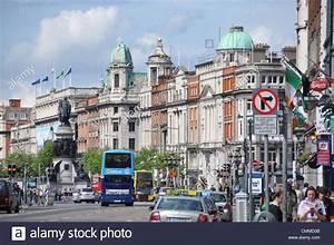 Dublin O'Connell Street: O'Connell Street, Dublin's main ...