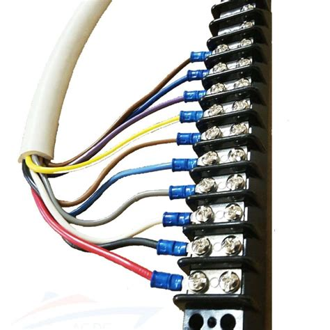 Marine Wiring Harnes Connector by Marine Electrical Experts Supplies Ac Dc Marine Inc
