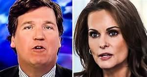 Former Playboy Model Who Had Affair With Trump Sues Tucker ...
