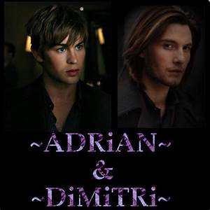 Vampire Academy images Adrian & Dimitri wallpaper and ...