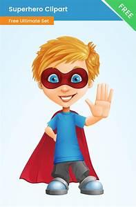Superhero, Clipart, Transparent