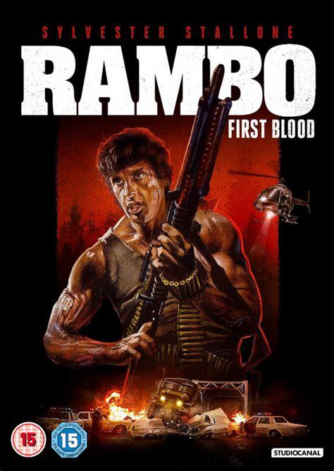rambo  blood dvd zavvi