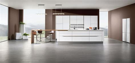 cuisine comtemporaine fitted kitchens models and creations