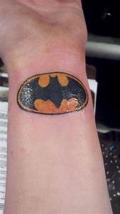 Batman symbol – Tattoo Picture at CheckoutMyInk.com