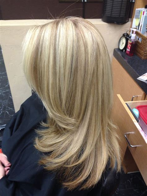 blonde hair  lowlights google search ideas  kb