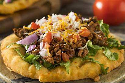 Indian Tacos Taco Chickasaw Elders Council Cooks