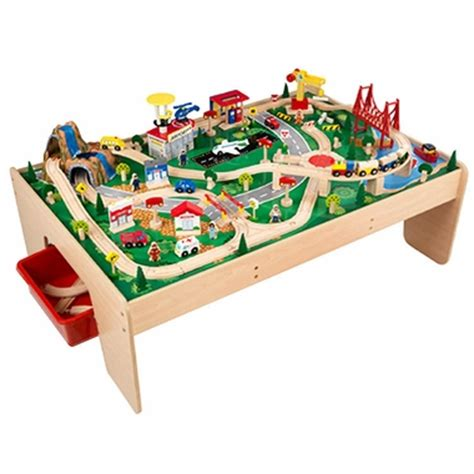 melissa and doug train table instructions train tables sets free shipping