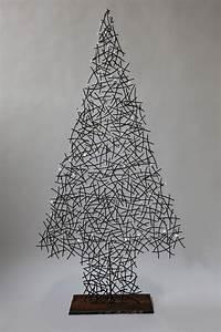Weihnachtsbaum Aus Draht : weihnachtsbaum punktgeschwei t aus 4 mm rundeisen ~ Bigdaddyawards.com Haus und Dekorationen