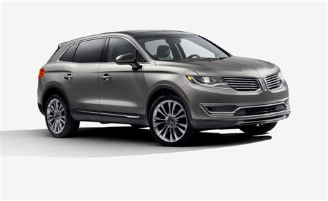2018 Lincoln Mkx Review, Design, Release Date And Photos