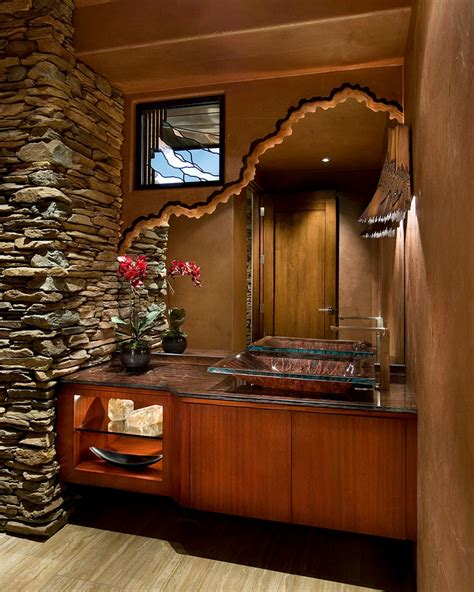 powder room mirror powder room contemporary with bathroom unique bathroom mirrors bathroom contemporary with blue