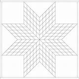 Quilt Lone Pattern Template Printable Templates Patterns Block Coloring Quilts Quilting Paper Blocks Crazy Piecing Ever Become Pieced Frank Poor sketch template