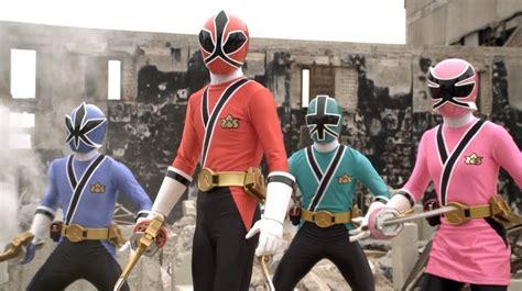 Power Rangers Samurai: THE ULTIMATE DUEL Vol. 5 Review ...