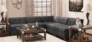 Jonathan louis raymour flanigan for 5 pc sectional sofas