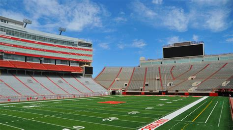 memorial stadium  receive  upgrade nebraska