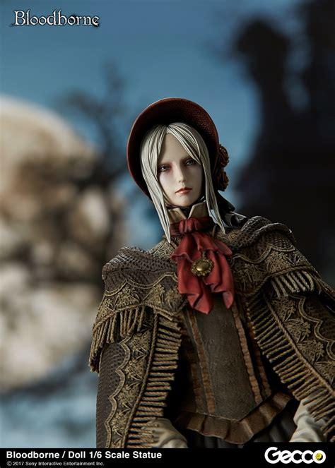 bloodborne doll  scale statue tokyo otaku mode shop