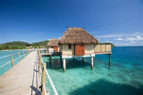 Likuliku Lagoon Resort  Romantic Fiji Islands Luxury