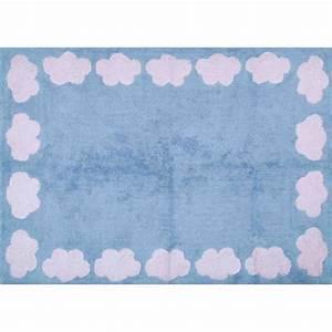 tapis nuage pour bebe signe aratextil With tapis enfant avec canapé sofactory