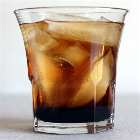 If you don't have grey goose on hand, any quality vodka will do. Black Russian | Mix That Drink
