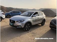 2018 MG ZS 20 Drive Arabia