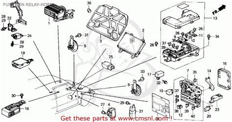 88 honda dx fuse box wiring diagram database