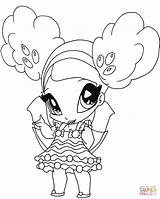 Winx Coloring Club Pixie Nebula Caramel Printable Pixies Colorare Coloriage Enchantix Fairies Poppixie Cara Albanysinsanity Delle Elfkena Maschi Kleurplaten Awesome sketch template