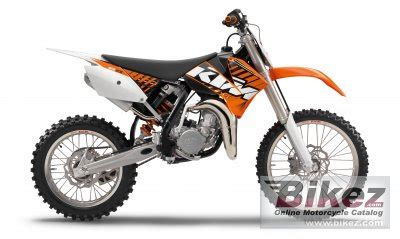 Tc 85 19 16 Picture by 2012 Ktm 85 Sx 19 16 Specifications And Pictures