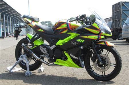 50 Gambar Modifikasi Motor Yamaha R15 Keren Gagah 50 gambar modifikasi motor yamaha r15 keren gagah