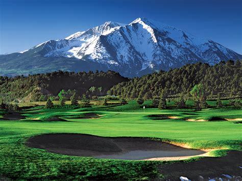 beautiful golf course desktop wallpaper wallpapersafari