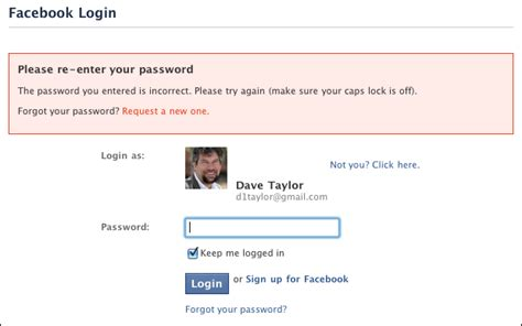 I Forgot My Facebook Password. Now What?