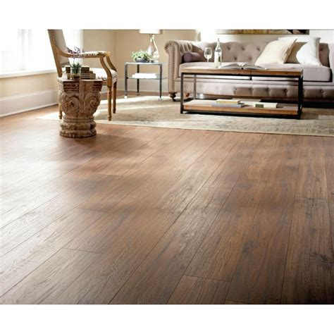 home decorators collection distressed brown hickory  mm