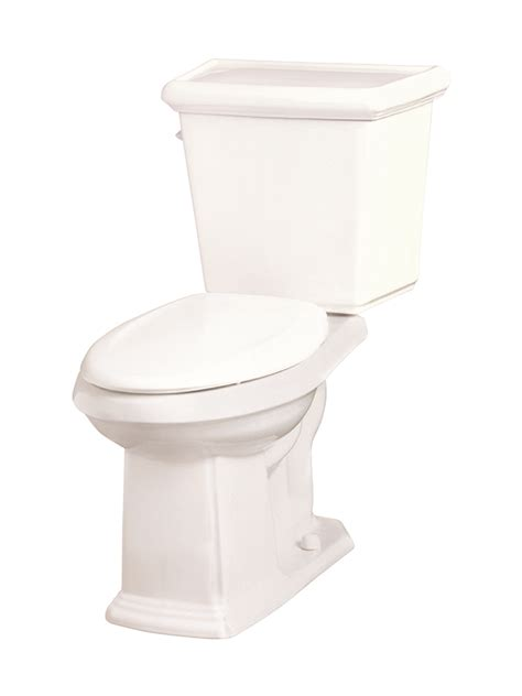 Gerber Pedestal Sink Base by Logan Square 1 28 Gpf 10 Quot In Two Elongated