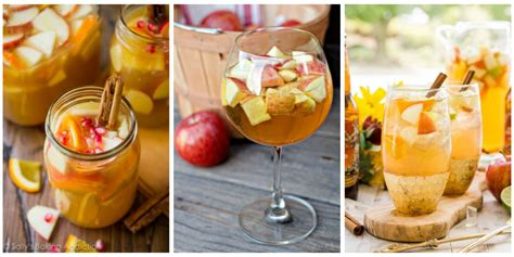 fall sangria 20 of the most delicious fall sangria recipes