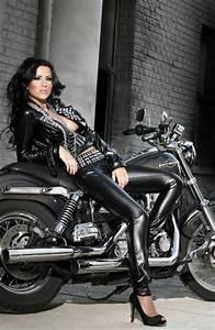 Moto Style Harley : sexy biker chick biker ideas pinterest sexy biker girl and latex ~ Medecine-chirurgie-esthetiques.com Avis de Voitures
