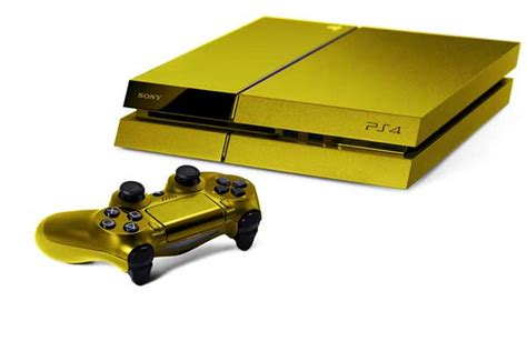 ps4 console colors ps4 hardware re imagined in different colours gamechup