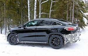 4x4 Mercedes Gle : mercedes benz gle 63 amg coupe spied in production ready ~ Melissatoandfro.com Idées de Décoration
