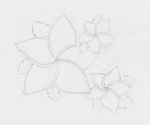 Hawaiian Flowers Drawings | Joy Studio Design Gallery ...