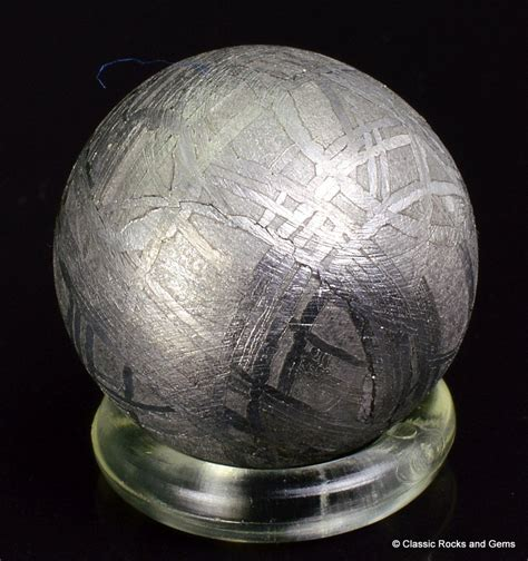 muonionalusta iron meteorite sphere widmanst 228 tten 14mm