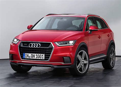 2016 Audi Q1  Information And Photos Zombiedrive