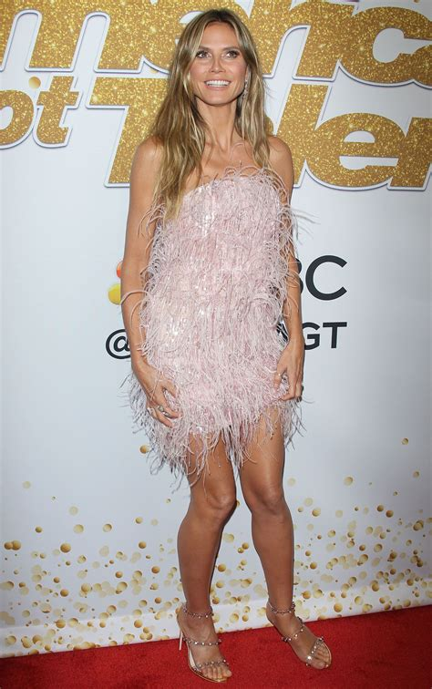 49 Sexy Heidi Klum Feet Pictures Which Will Leave You