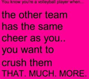 351 best images... Volleyball Cheers Quotes