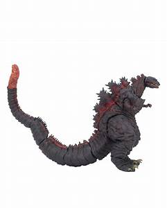 Godzilla – 12″ Head-to-Tail Action Figure – Shin Godzilla ...