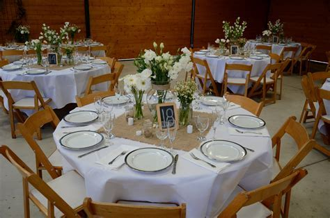 Dining Room: Entrancing Wedding Table Decoration Using