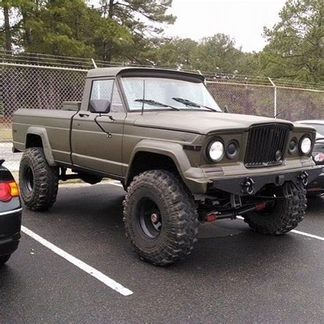 lifted jeep truck image gallery lifted j10