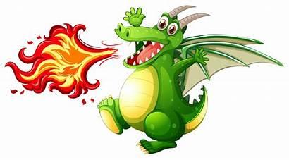 Dragon Fire Vector Clipart Vecteezy Graphics