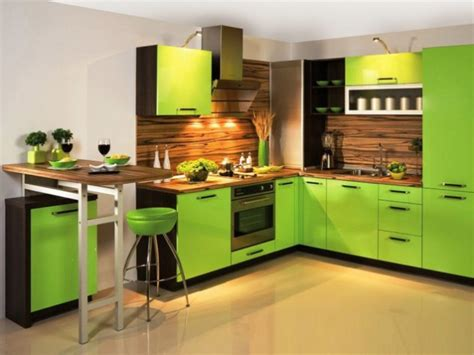 15+ Lovely Green Kitchen Design Ideas  Architecture & Design