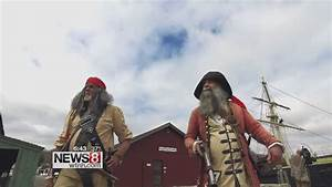 Cruisin' Connecticut – Pirate Days at Mystic Seaport - YouTube