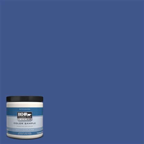 behr premium plus ultra 8 oz ppu15 3 cobalt blue